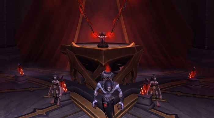World of Warcraft Reduces Difficulty of Castle Nathria and Sanguine Depths