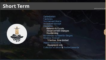 Crowfall Reveals Their Roadmap for Short, Medium, Long Term