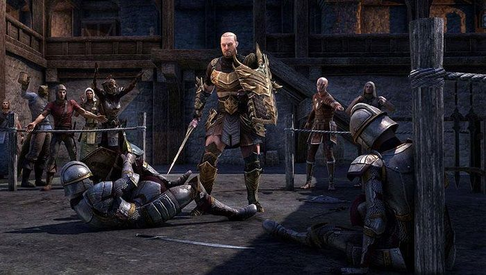 Elder Scrolls Online Debuts 2 Weeks of Free Respecs and a Free Pet with Update 29