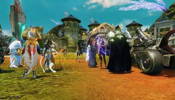 ArcheAge Unchained Announces Fresh Start Server Amid Server Merge