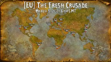 WoW Classic's 'The Fresh Crusade' Has Launched