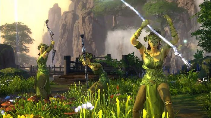 Neverwinter Sharandar Episode 1 Available Now on PS4 and Xbox One