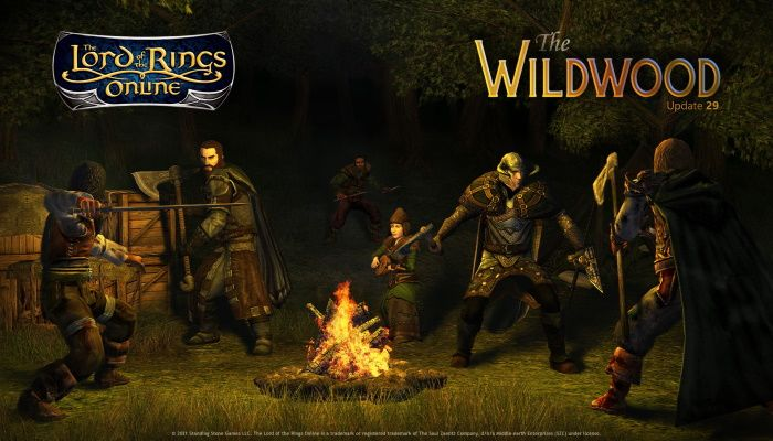 The Lord of the Rings Online's Wildwood Update Is Live, Brings Instances, New Zone And Updates To Lighting