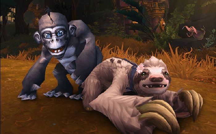 World of Warcraft Charity Pet Program Live to Donate to MSF COVID-19 Crisis Fund