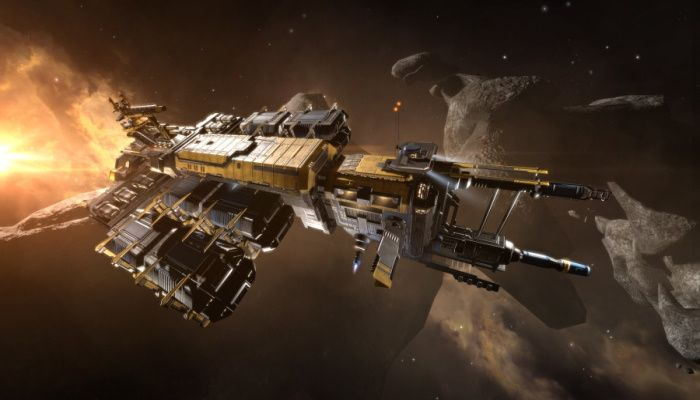 EVE Online Is Shaking Up Industry In Upcoming Update