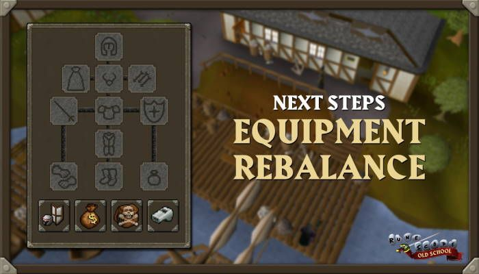 Jagex Talks Equipment Rebalance For OSRS As The Spring Festival Comes To RuneScape