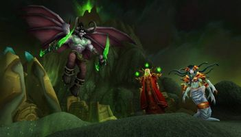 Looks Like WoW's The Burning Crusade Classic Beta Got A Level Cap Increase