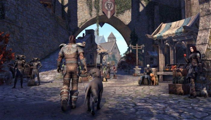 Elder Scrolls Online Is Hosting A Free Play Event On All Platforms For The Next Two Weeks