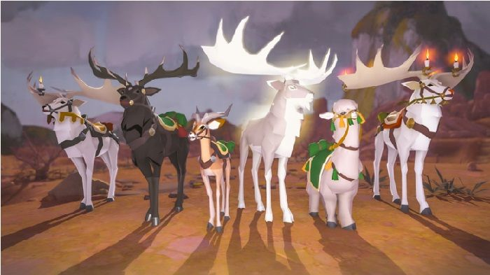 Albion Online Call to Arms Patch 2 Arrives Along with Moose Mount