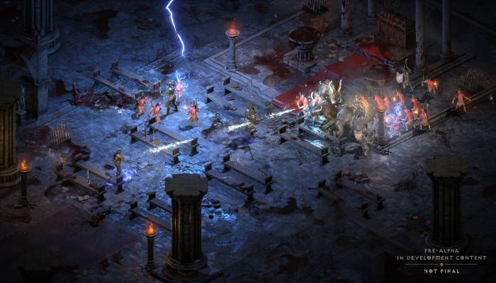 Diablo II: Resurrected's Technical Alpha Begins This Weekend With A Single-Player Test