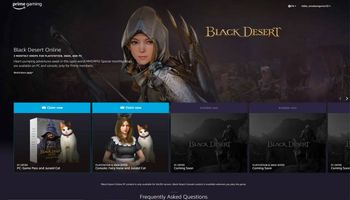 Black Desert Online Is Free Right Now For Amazon Prime Members Through May 5th