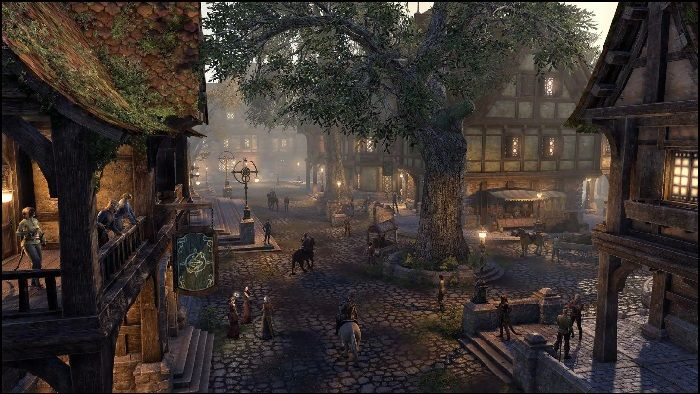 Elder Scrolls Online's Blackwood Region to Feature Diverse Environments