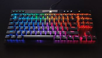 Corsair K70 RGB TKL Review