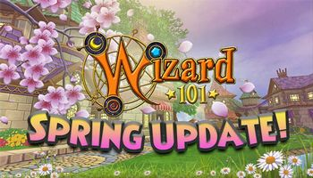 Wizard101's Spring Test Realm Brings Massive Balance Changes