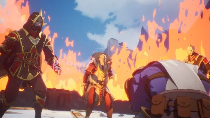 Spellbreak Chapter 2: The Fracture is Out Now