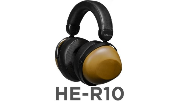 Golden Ears: HIFIMAN HE-R10D: A Dive into the HiFi High-End