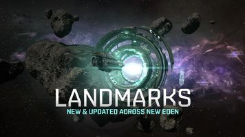 EVE Online Receives New and Updated Landmarks