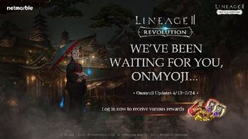 Lineage 2 Revolution Receives Limited-Time Regions in Onmyoji Update