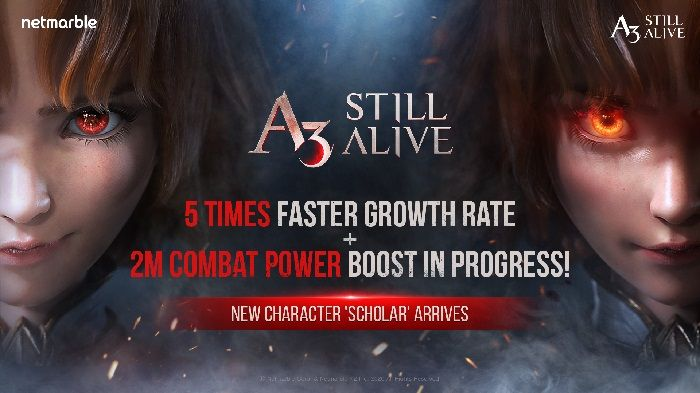 A3: Still Alive Receives Scholar Class in New Update