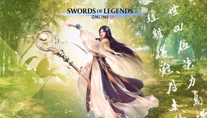 Swords of Legends Online Showcases Its Summoner Support Class In Latest Preview