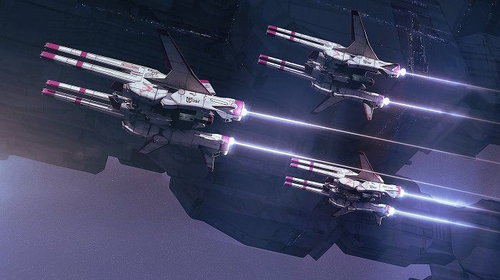 Infinite Fleet Creator Explains Why Spaceships Will Be NFT's