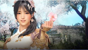 Black Desert Console Cherry Blossom Festival Live Through May 5