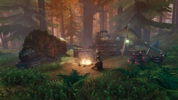 Valheim Patch Updates Terrain Modification System