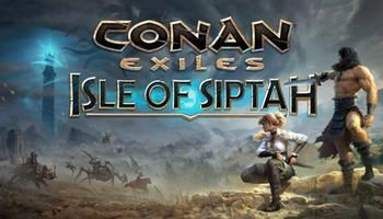 Conan Exiles Isle of Siptah Preview - Black Pools, Cages And Zath