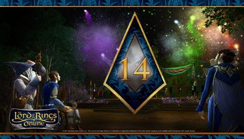 LotRO's 14th Anniversary Event Is Now Live With A Festival And In-Game Rewards