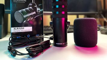 Samson Q9U XLR/USB Microphone Review