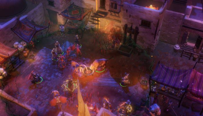Not So MMO: Pathfinder: Wrath Of The Righteous Preview Impressions