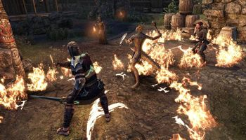 The Elder Scrolls Online Breaks Down Its Companion System Ahead Of Blackwood Release