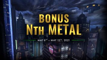 PSA: DC Universe Online Bonus Nth Metal Week Ends Wednesday