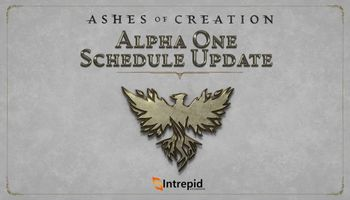 Ashes of Creation June Alpha One Test Delayed, Cites Other MMO Launches, More For Delay
