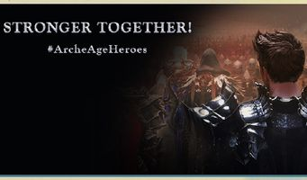 ArcheAge Unchained 'Stronger Together' Campaign to Find Best Guilds Still Ongoing