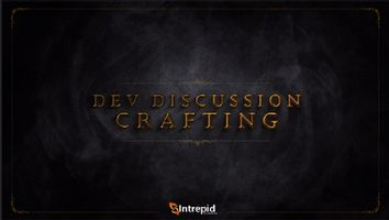 Ashes of Creation Asks You About Crafting