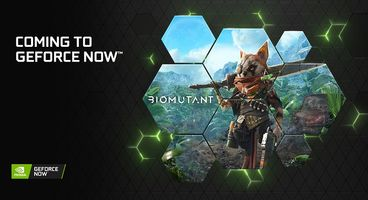 BioMutant Will Be Available on GeForce Now on Launch May 25th
