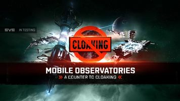 EVE Online's Mobile Observatories Available for Test on Singularity