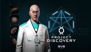 EVE Online's Project Discovery Wins Webby Award For Its Citizen Science Initiative