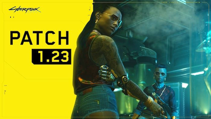 Cyberpunk 2077 Patch 1.23 Fixes More Quests and Brings More Stability