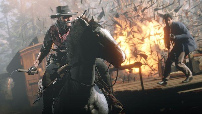 Red Dead Redemption 2 Receives DLSS and Blood Money Update