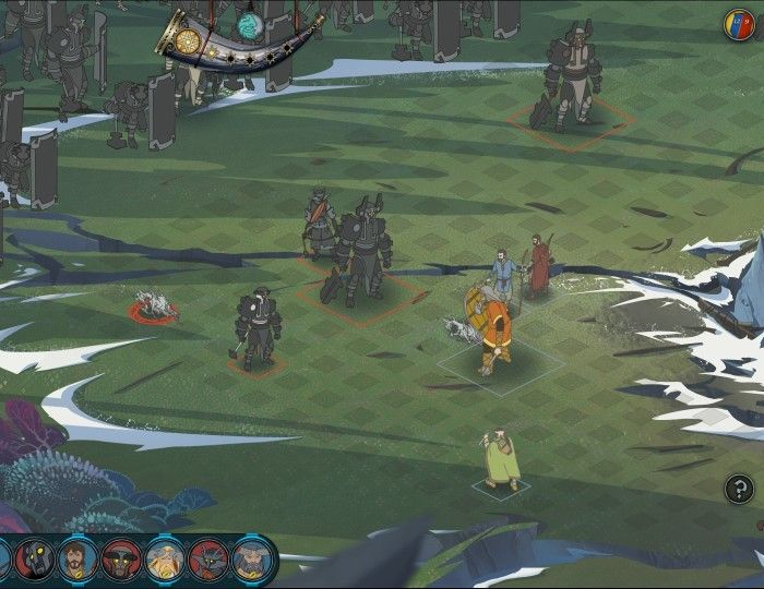 On the Trail Again - The Banner Saga 2 News
