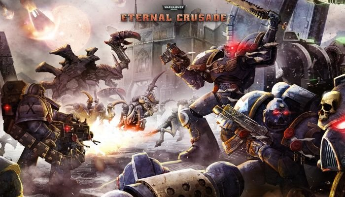 The Incomplete Crusade - Warhammer 40k: Eternal Crusade Review