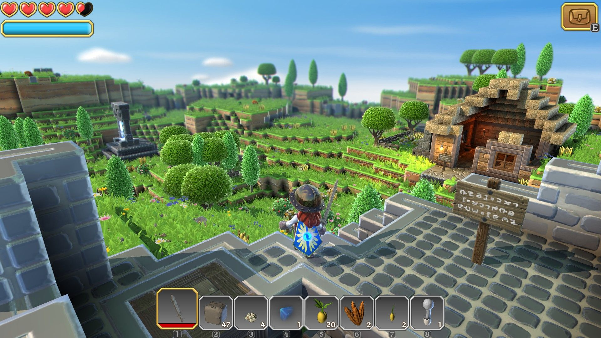 A Relaxing RPG Lite Game PS4 Portal Knights Review