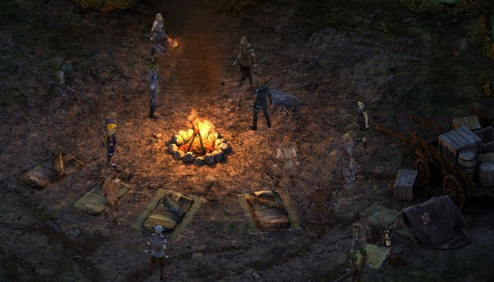 Pillars of Eternity Nintendo Switch Review
