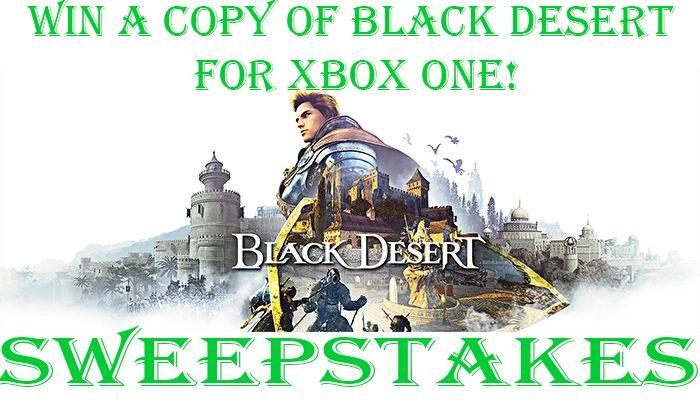Sorteo Black Desert: Prestige Edition (XBox One)