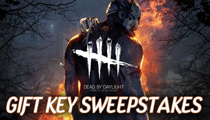 Dead By Daylight - Gift Key Sweeps! - Sept 2017 - Round 3