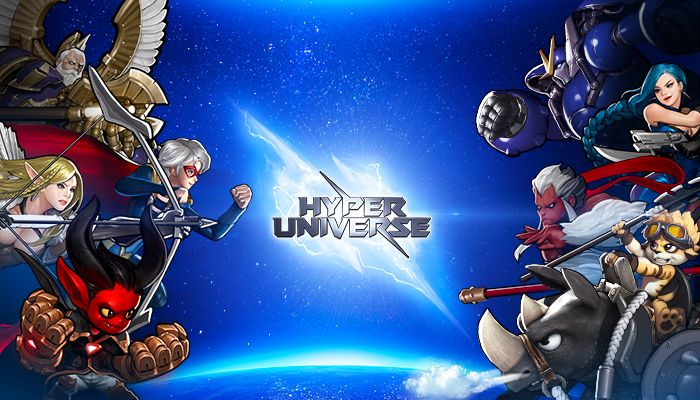 Hyper Universe Steam Key Sweepstakes!