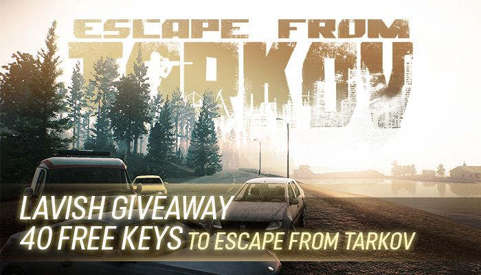 Escape from Tarkov Game Key Sweepstakes