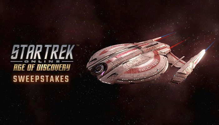 Star Trek Online Gift Key Sweepstakes! (PC) - Star Trek Online News
